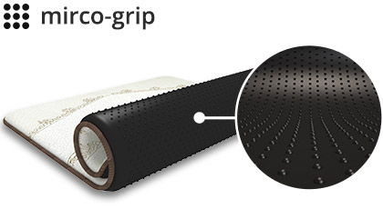 TIMEZ5 micro-grip backing provides reduced slippage and movement and possible injuries.