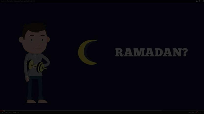 Ready for ramadan